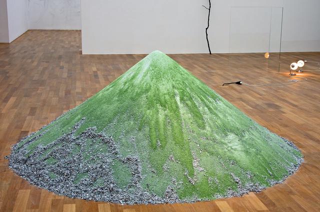 Alicja Kwade, '1979 leere Liter bis zum Anfang', 2010, Gallery Weekend Berlin