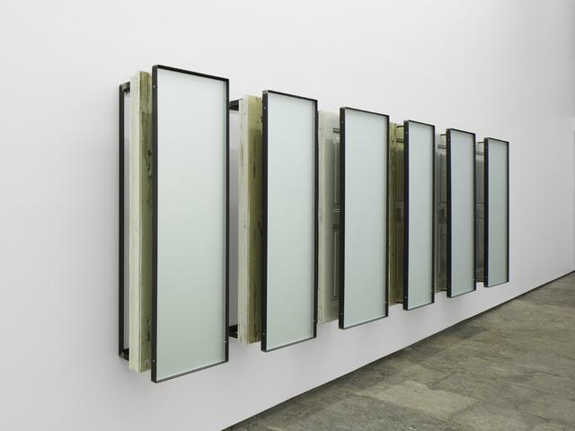 , 'construção horizontal | horizontal construction,' 2015, 3+1 Arte Contemporânea