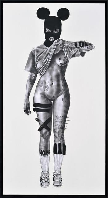 , 'Smile Girl,' 2018, Galerie C.O.A