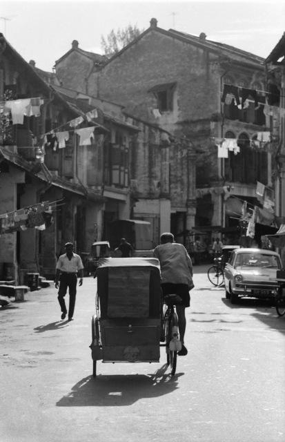 , 'Trishaw,' 1970, Yeo Workshop