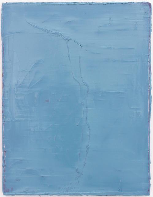 Felix Becker, 'untitled (hw)', 2019, Galerie Heike Strelow