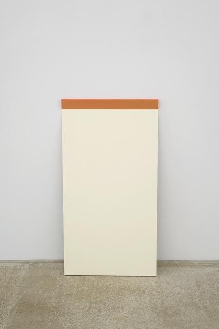 , 'No. 34,' 2016, Daniel Marzona