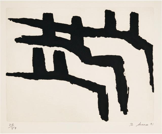, 'Eidid II,' 1991, Upsilon Gallery