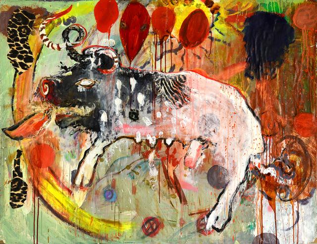 , 'Pig,' 1980-2005, DETOUR Gallery