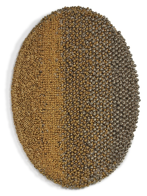 Haegue Yang, 'Sonic Rotating Oval -- Brass and Nickel Plated #20', 2014, Sotheby's