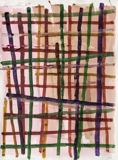 , 'Sans titre,' 2009, Galerie Lelong & Co.