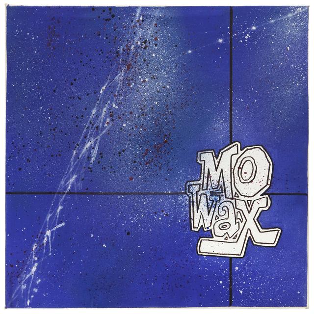 , 'Blue Mo Wax,' , Lazinc