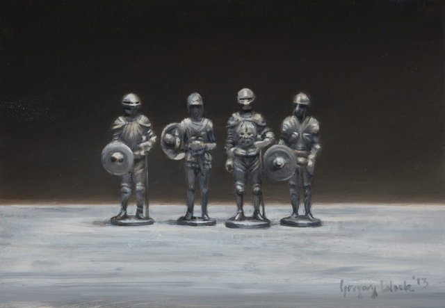 , '4 Soliders,' 2013, Gallery 1261