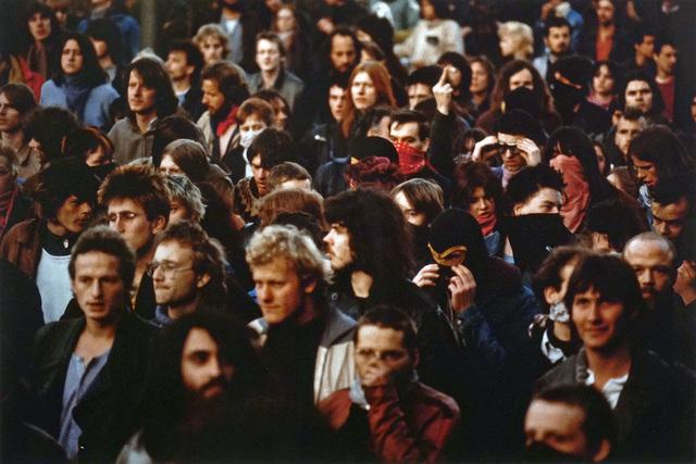 , 'Anti Reagant Protest,' 1982, Inda Gallery