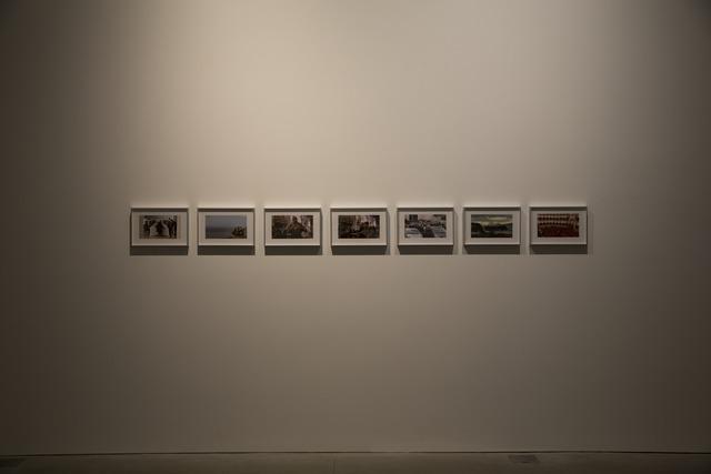 , 'Time As Activity (Napoli),' 2014, Lia Rumma