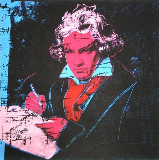 , 'Beethoven,' 1987, Galeries Bartoux Singapore