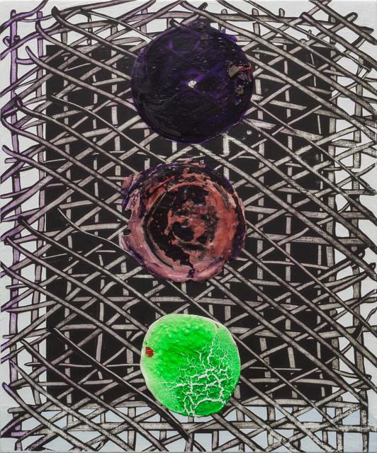 Shane Tolbert, 'Discs', 2013, McClain Gallery