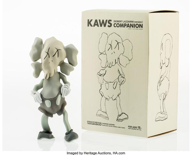 KAWS X Robert Lazzarini - 20 Artworks, Bio & Shows on Artsy