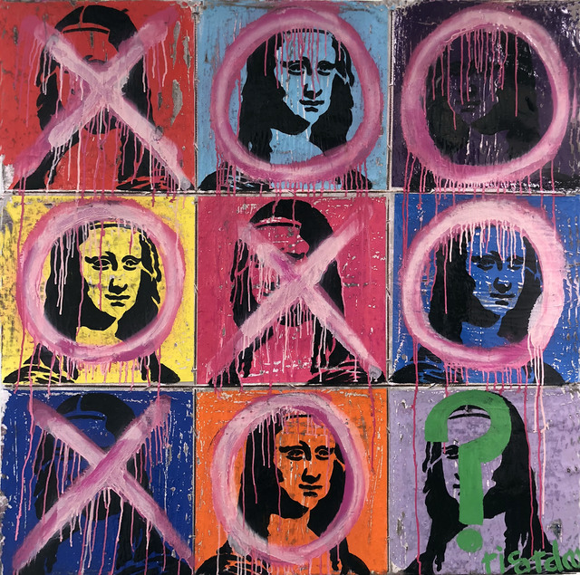 , 'El Juego de Las Mona Lisas,' 2018, Contemporary Art Projects USA