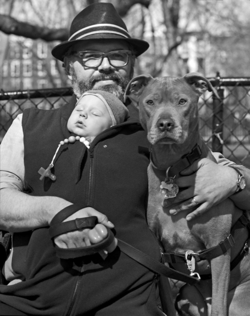 , 'Gaby with Baby Levon & Nico,' 2016, Soho Photo Gallery