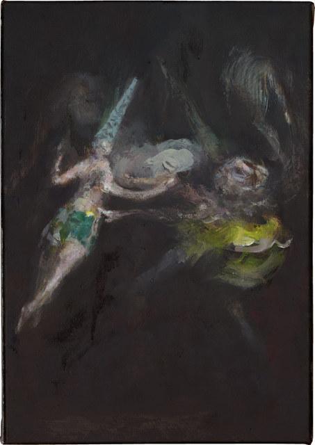 , 'Ghost (nach Goyas Flug der Hexen),' 2014-2016, Barbara Thumm
