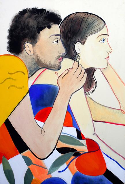 , 'Jamal & Alice,' 2019, Antonine Catzéflis