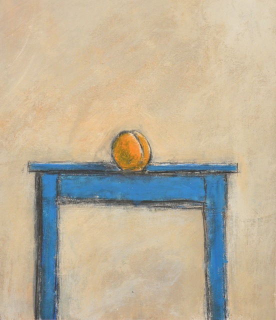 , 'Peach on a Table,' , Carter Burden Gallery