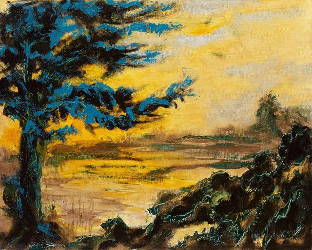 , 'Nightfall,' 2007, Powen Gallery