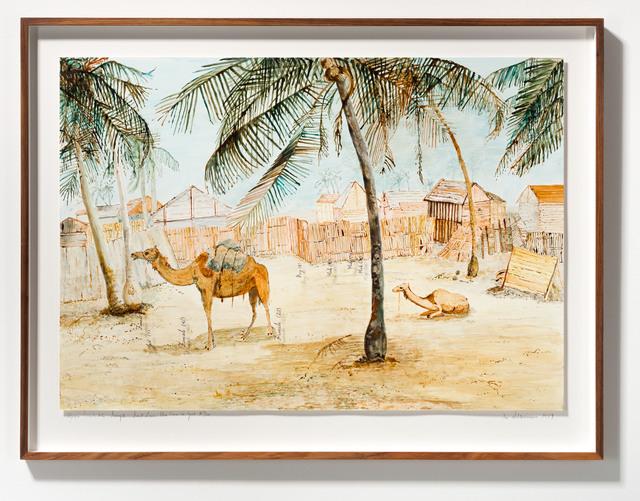 , 'Postcards from Africa: Afrique Occidentale – Senegal – Saint Louis. Un Coin de Guet N'Dar,' 2019, Goodman Gallery