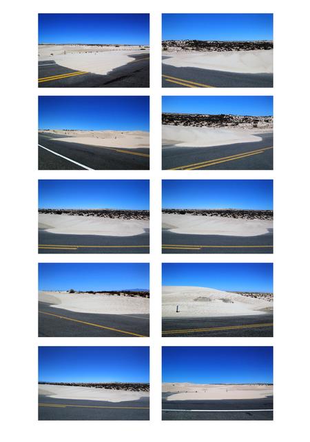 , 'Desbordes,' 2009, Proyecto Paralelo