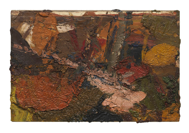 , 'Untitled,' 1955, Al Held Foundation