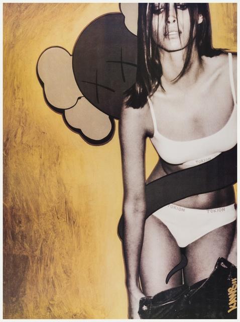 KAWS, 'Christy Turlington, Tokion Poster', 1999, Forum Auctions