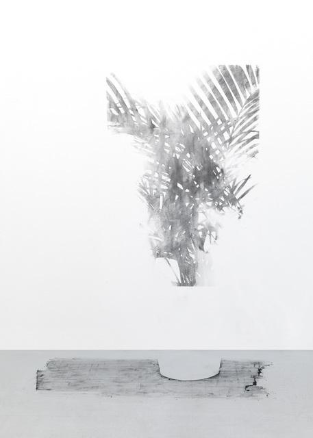 , 'Plant 3,' 2018, Federico Luger (FL GALLERY)