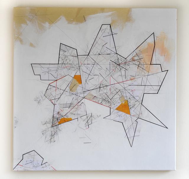 , 'Mapping Infinity, Chart #2,' 2017, Gallery Elena Shchukina