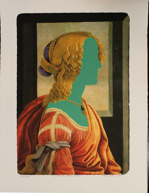 , 'Faceless Series No.160 - Yüzsüzler Serisi No.160,' 2014, Anna Laudel