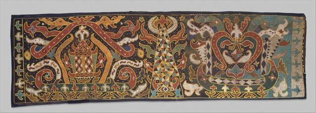 Unknown Lampung, 'Ceremonial Banner (Palepai Maju)', ca. 18th century, The Metropolitan Museum of Art