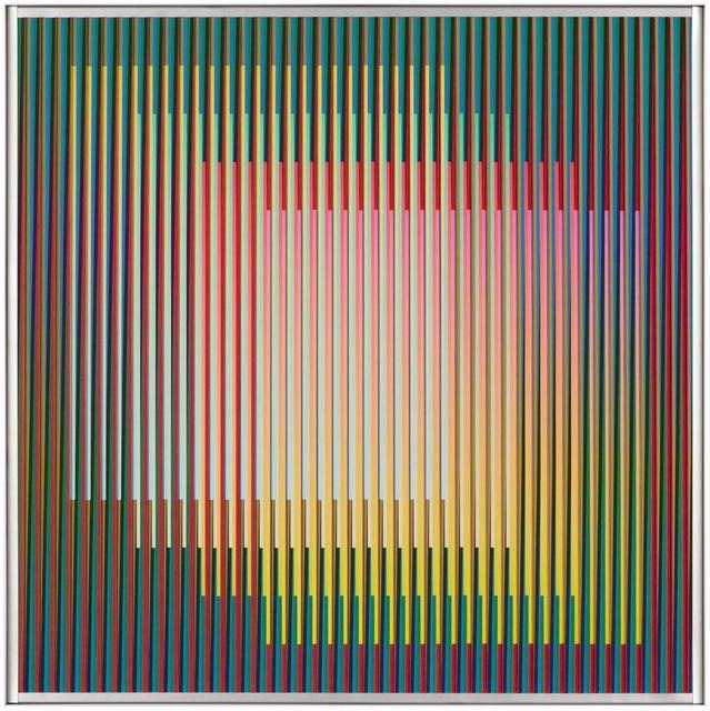 , 'Physichromie 1815, Ed. 4/8,' 2013, Galerie Pascal Janssens