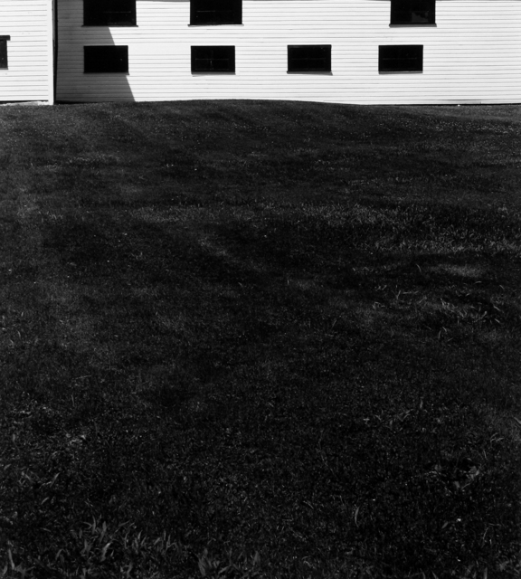 Arnold Newman, 'New England Barns', 1983, Howard Greenberg Gallery