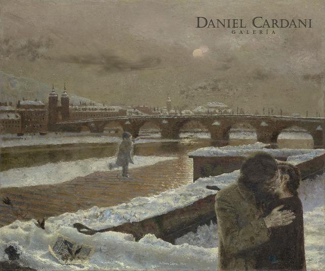 , 'Dos amantes,' ca. 1962, Galería Daniel Cardani