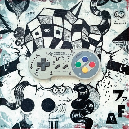 , 'Controller NSF,' , Art Front Gallery