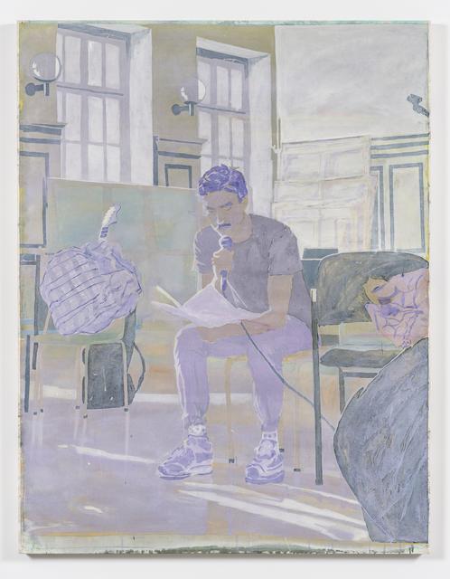 , 'Day trip,' 2017, Galerie Antoine Ertaskiran