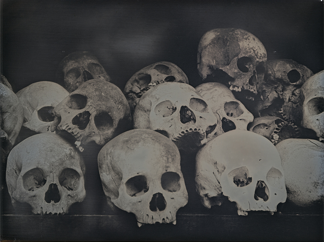 , 'Skulls of Choeung Ek, Cambodia,' 2015, Lisa Sette Gallery