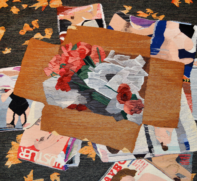 , 'Valentines Trash,' 2016, Hashimoto Contemporary