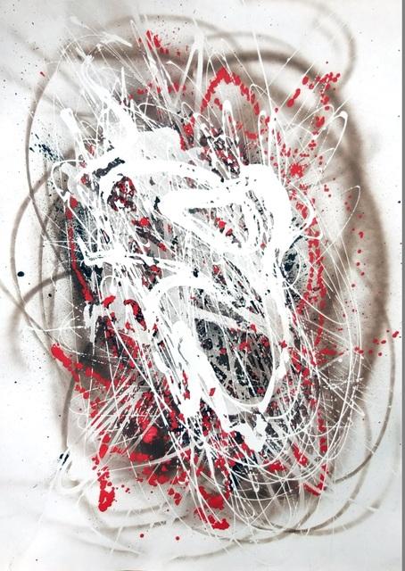 Virendra Maurya, 'Unknown Shape of Line 6', 2018, Dhi Artspace