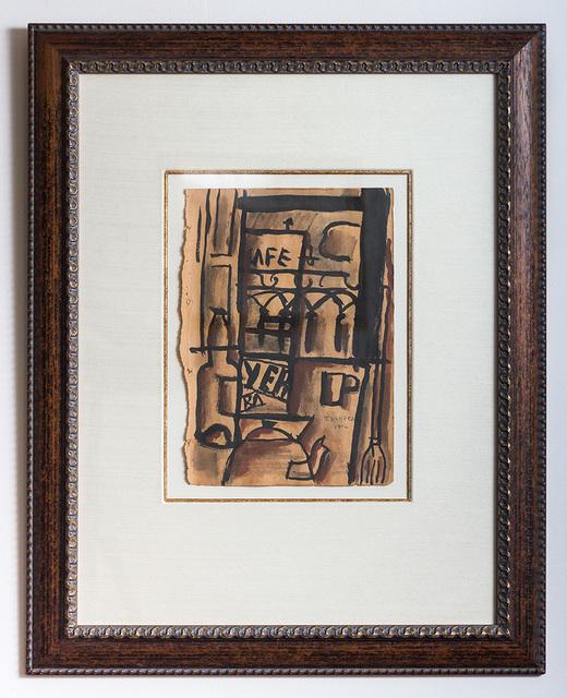 , 'Naturaleza Mereta con ventana,' 1952, Fromkin Fine Art