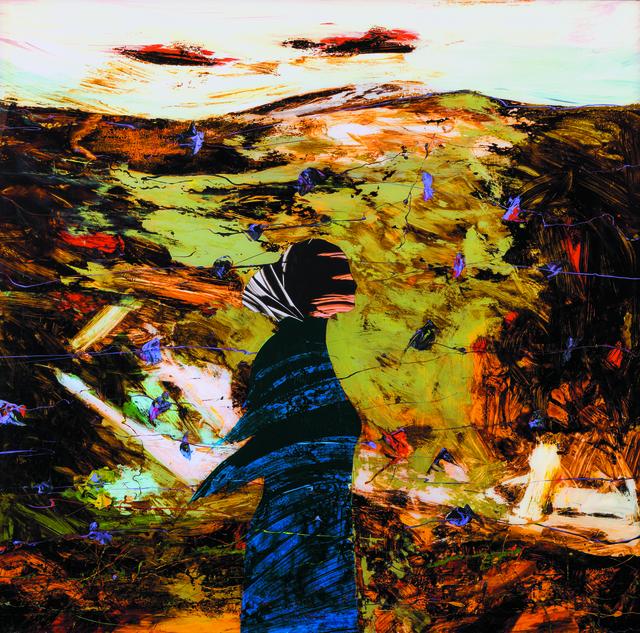 , 'Doğulu Kadınlar Serisinden,' 2013, Arda Sanat Galerisi