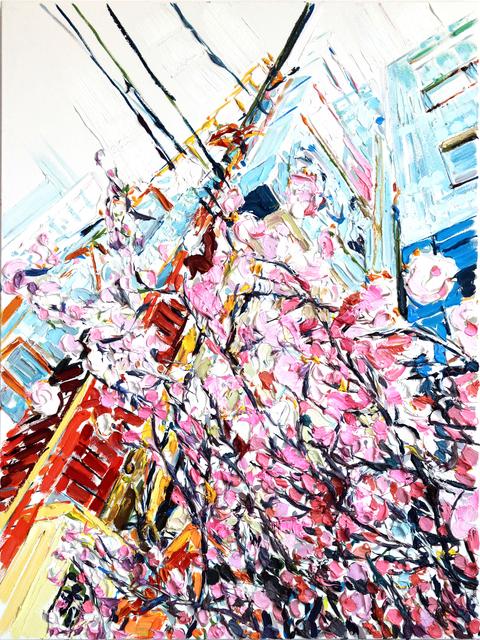 , 'Ueno Park,' 2018, Galerie Krinzinger