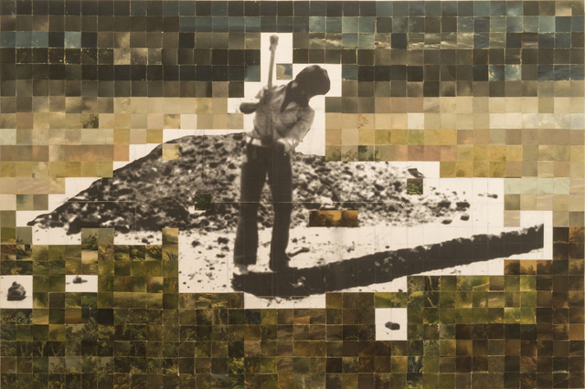 , 'El obrero,' 2017, WALDEN