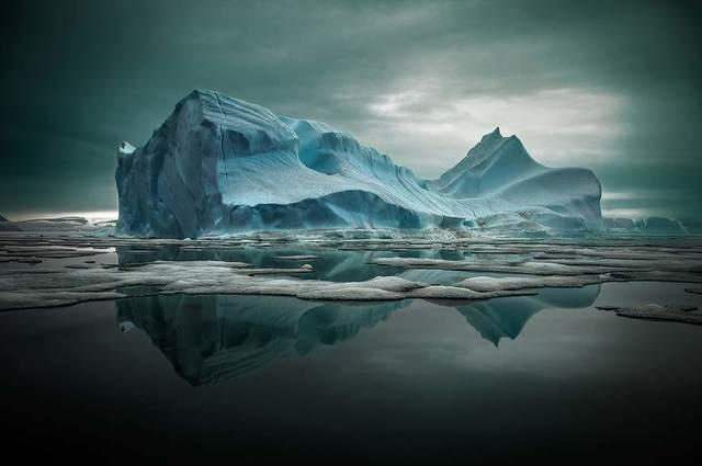 , 'Iceberg XVIII, Greenland,' 2010, Bernheimer Fine Art