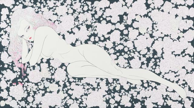 , 'Lady Flower,' 2019, Mizuma Art Gallery