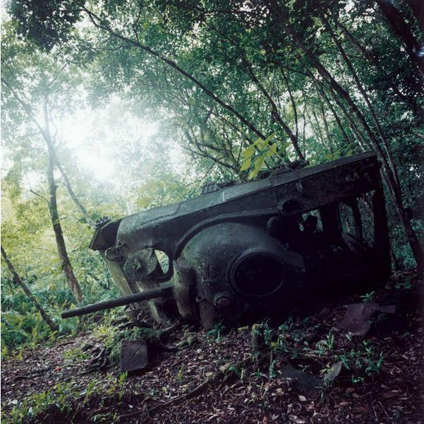, 'Sgt. Valentino's Tank,' 2001, Seraphin Gallery