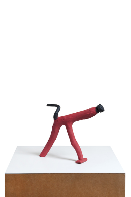 , 'Um sonho de duas pernas,' 2014, Galeria Estação