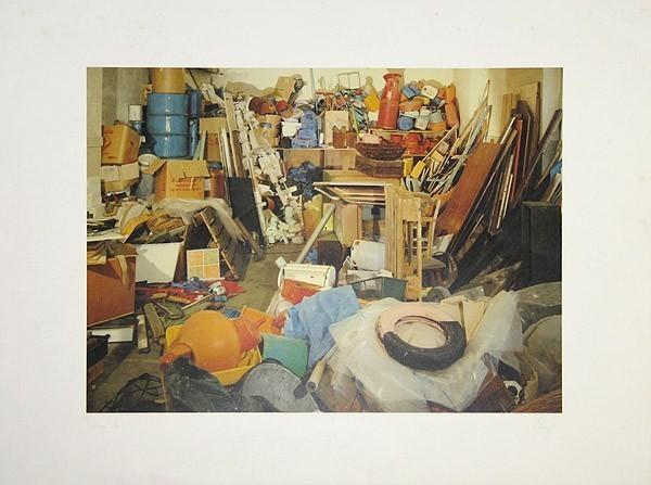 Tony Cragg, 'Landscape', Unknown, Print, Offset Print, Kunzt Gallery