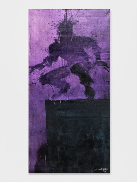 , 'Jumping Shadow,' 2012, Chase Contemporary
