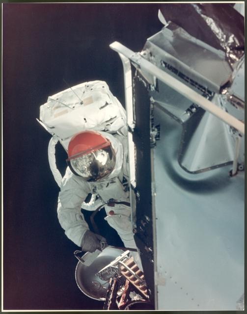 , 'Russell Schweickart's spacewalk, Apollo 9, March 1969 (Large Format),' , Attollo Art